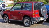 1991-1998 Suzuki Vitara Rebel hardtop 01