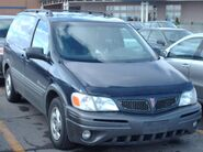 2002-05 Short Wheelbase Pontiac Montana