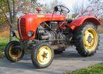 Steyr 86 tractor