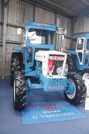 Roadless 980 no 7872 owner G Yarwood at Malvern 09 - IMG 5492