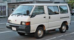 Mitsubishi Delica Van 003