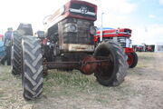 MF 165 with 4-wd conversion at GDSF 08 - IMG 1092