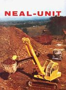 Neal-Unit NU1621 Excavator