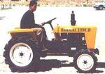 Shibaura S1700-0 MFWD (yellow)