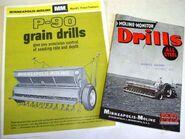 MM Grain Drills brochure