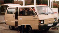 Mitsubishi L300 front 1984
