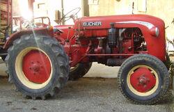 Bucher D 1800