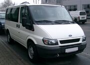 Ford Transit front 20071231