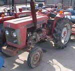 Iseki TS1700 (red)