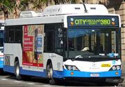 Custom Coaches CB60 Evo II bodied Mercedes-Benz O500LE CNG bus (Sydney Buses) 01