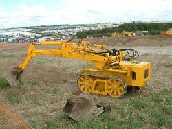 Strange Excavator