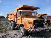 1970s AEC 690 TD 6WD dumptruck