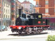 Locomotora Miranda Spain