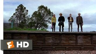 Trainspotting (9 12) Movie CLIP - Colonized By Wankers (1996) HD