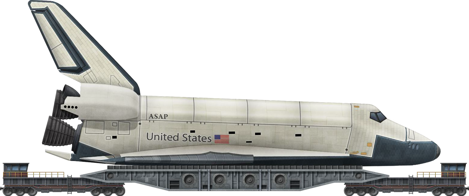 Image - Space Shuttle Carrier.png | TrainStation Wiki ...