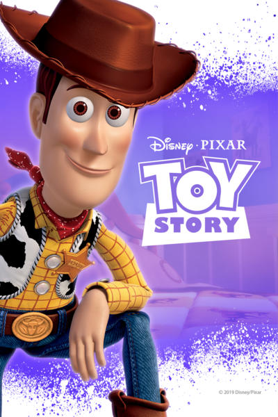 Image Disney And Pixar S Toy Story Itunes Movie Poster