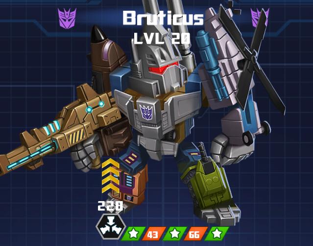 Bruticus Transformers Battle Tactics Wiki FANDOM