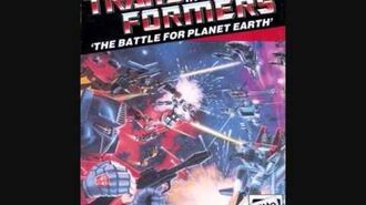 Transformers The Battle for Planet Earth Part 4 - Espionage!!!!!
