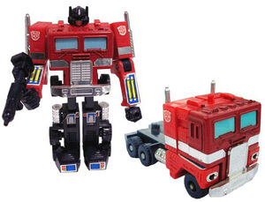 Convoy Junior toy