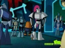 TFA Fanzone in Cybertron