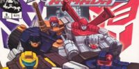 Dreamwave Armada issue 5