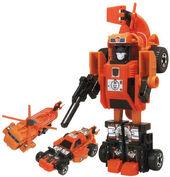 G1 Sandstorm toy