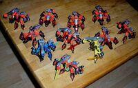 Scrapmetal Cybertron Toys