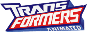 Transformersanimated franchise logo
