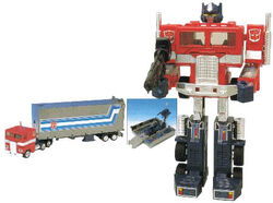 G1 OptimusPrime toy