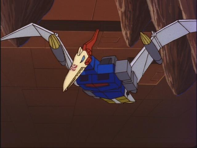 File:G1 cartoon Swoop beast mode.JPG