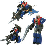 ActionmasterStarscream toy