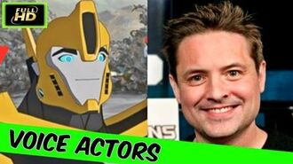 Transformers Robots in Disguise Voice Actors Transformers Robots in Disguise Cast voiceactors