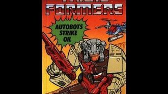 Autobots Strike Oil by John Grant - 1988 Transformers audio book