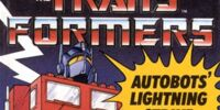 Autobots' Lightning Strike