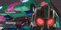 Speed Chaser Mini-Con Team