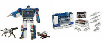 Classics Commemorative Soundwave toy