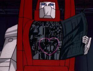Powerglide heart