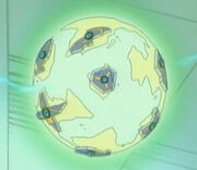 Oparts globe