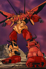 Predaking primatives