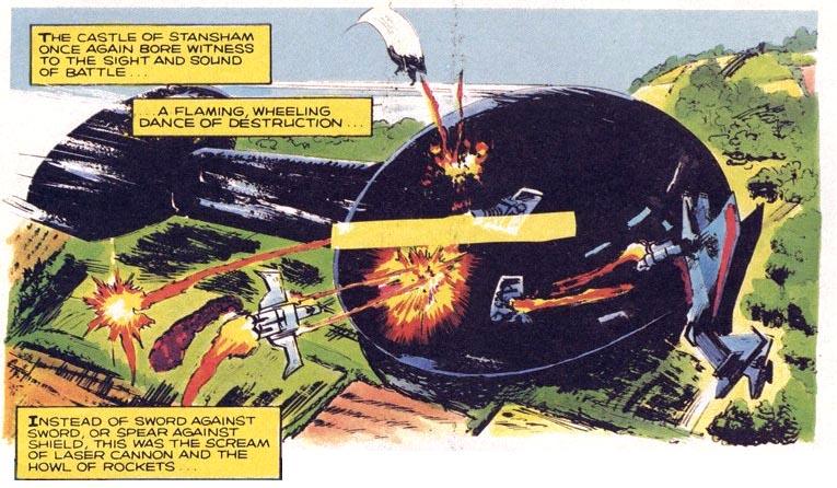 Ark shuttlecraft | Teletraan I: The Transformers Wiki ...