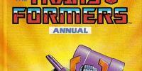 Transformers Annual 1989