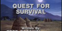 Quest for Survival