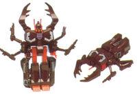 G1 Chopshop toy