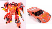 Alternators Rodimus toy