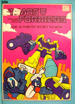 TheAutobots'SecretWeapon