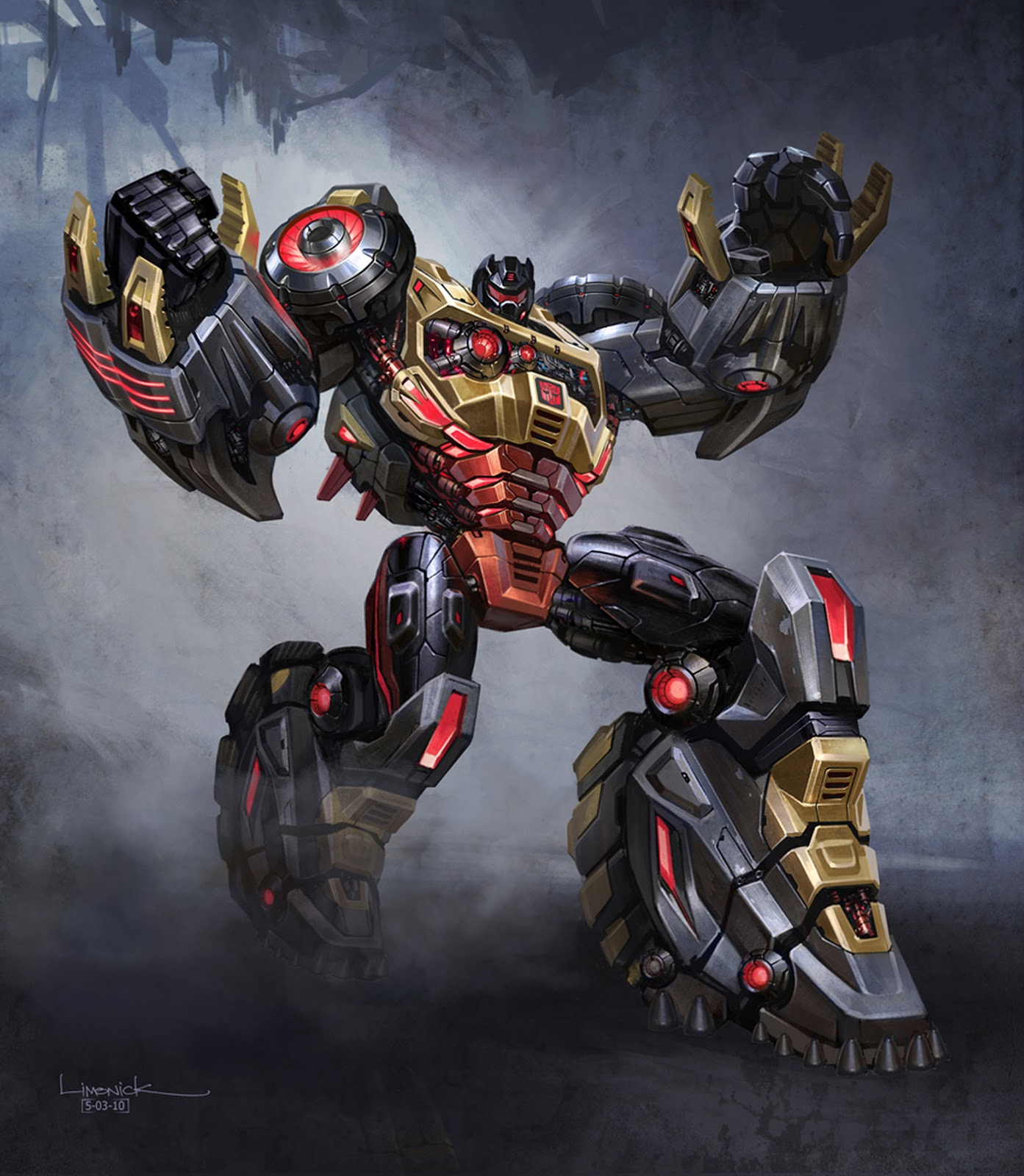 Transformers Fall Of Cybertron : grimlock wfc teletraan i the transformers wiki fandom powered by wikia ~ Medecine-chirurgie-esthetiques.com Avis de Voitures