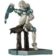 Paradron medic statue
