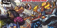Dreamwave Armada issue 1