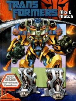 Transformers mix match