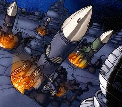 Regenesis rockets